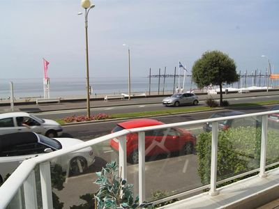 Photo for APARTMENT FACING THE SEA NEAR THE BAULE GAULLE AVENUE