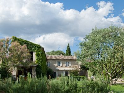 Photo for Classic Provençale Family House, Spectacular Setting, Pool, Extensive Grounds