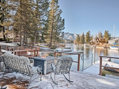 Photo for Tahoe Keys Home 15 Mins From Heavenly Resort Lifts