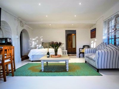 Photo for Private Garden Apartment in the heart of Green Point Village & V&A Waterfront