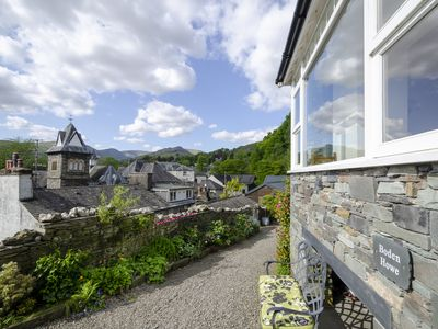 Photo for BODEN HOWE, central Ambleside, leisure club access, private parking,  wifi