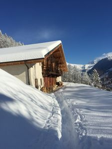 Photo for VERY PRETTY INDIVIDUAL CHALET 14 people completely renovated