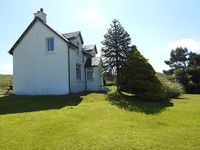 An ideal house for our stay in ardnamurchan