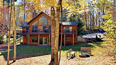 Photo for Amazing Lake Home With Room For The Whole Family