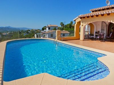 Photo for Vacation home Villa Camilo in Pego - 4 persons, 2 bedrooms