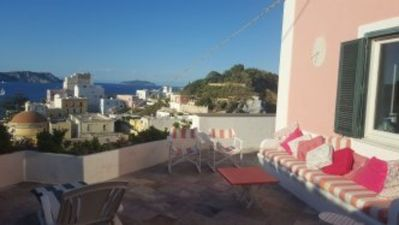 Photo for 4BR House Vacation Rental in isola di ponza, Lazio