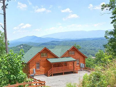 Photo for Southern Grace | New to Rental Program! | Long Range Mountain Views | Pool Table | Hot Tub