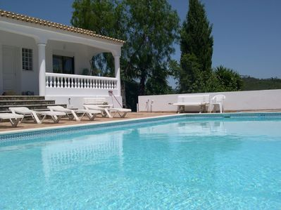 villa with private large pool