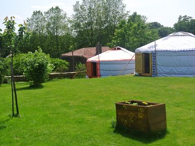 Photo for UNUSUAL HOMES YURTS MONGOLES