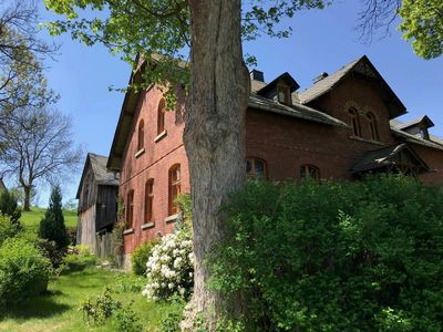 Photo for Historic country house on the edge of the forest in the Vogtland - Ferienhaus Landhaus Bad Brambach
