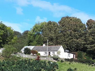 Photo for Maggie's Cottage is located on the side of a mountain, overlooking Dundalk Bay.