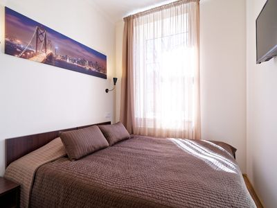 Double room with Air conditioning into RIGAAPARTMENT SONADA HOTEL
