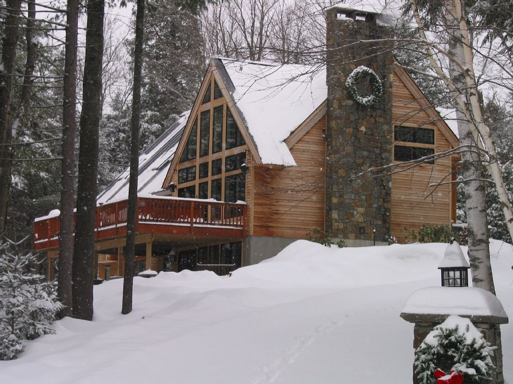 Most Beautiful Mountain Homes: Most Asked For Luxury Home At Stratton Mountain