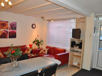 Photo for Apartment 2-3 pers. with private terrace 150 meters from the beach.
