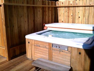 Photo for FREE 3rd NIGHT LABOR DAY WKND! WALK to VILLAGE! Close to SLOPES! HOT TUB
