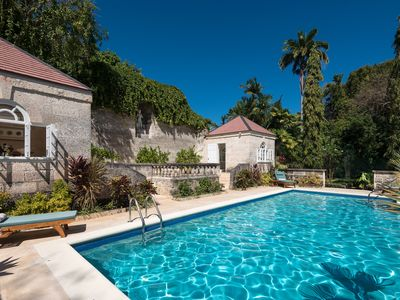 Photo for Stunning Retreat with Pool Near Beach - Porters Cottage