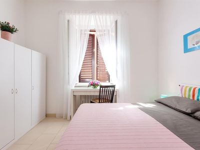 Photo for Apartment 814 m from the center of Rome with Internet, Air conditioning, Lift, Washing machine (369649)