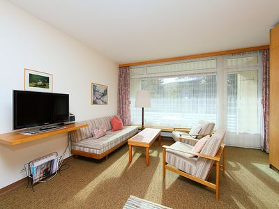 Photo for Apartment in the center of Davos with Lift, Parking, Internet, Washing machine (49253)