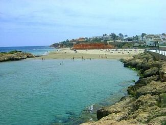 Cala Capitan beach