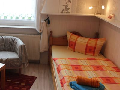 Photo for Single Room 1 online - Gästehaus Wolter