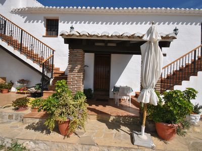 Photo for Apartment for 3 persons in reformed Andalusian farmouse with swimming pool