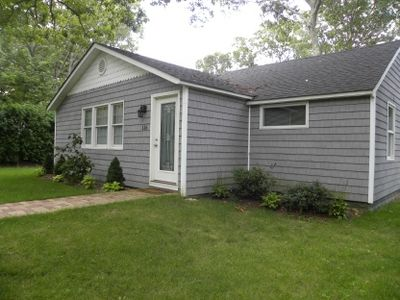 Photo for Hamptons Charmer- Newly renovated beach house...includes guest cottage!