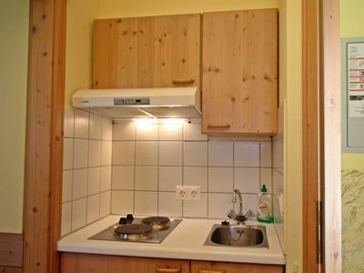 Photo for Apartment Königsleitn in Litschau - 3 persons, 1 bedrooms