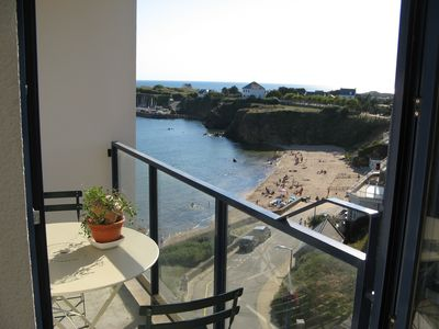 Photo for 2BR Apartment Vacation Rental in CLOHARS CARNOET