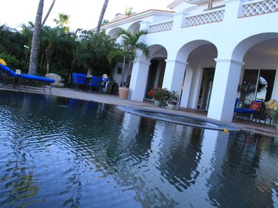 Photo for Private Pool and Spa in prestigious Palmilla, overlooking the One and Only Hotel