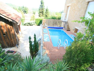 Photo for Villa Sarana is a house close to La Roque Saint-Christophe and Vézère