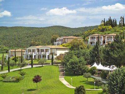 Photo for Apartment Il Pelagone Hotel & Golf Resort (GVR152) in Gavorrano - 4 persons, 1 bedrooms