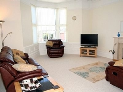 Photo for Luxury, Spacious Apartment w/ Sea Views. Walk To Beaches & Restaurants, Parking