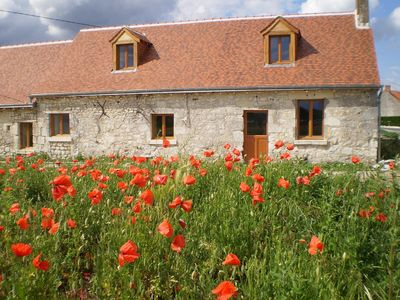 Photo for Spacious 3 bed gite perfect to explore all the attractions of the Loire Valley