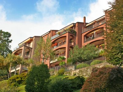 Photo for Apartment Residenza del Pascià in Oggebbio - 8 persons, 3 bedrooms