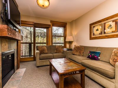 Photo for Very Short Walk to Gondola, Great Complex Amenities, Free WIFI