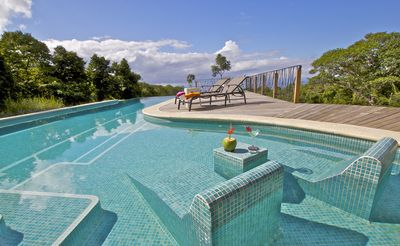 Photo for Private Luxury Villa~Spectacular Ocean View~A/C~Infinity Pool~Abundant Wildlife