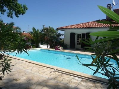 Photo for Villa Ciboure, 4 bedrooms, 10 persons