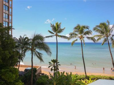 Photo for Sands of Kahana, unit 231 - 1 BD / 2 BA - CORNER Ocean-View w/2 Lanais and majestic views!