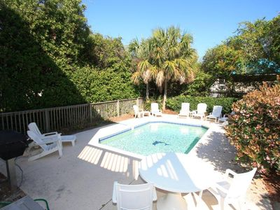 Photo for Sunday Cottage ~ Private Pool **Now Allowing 3 Night Stays!
