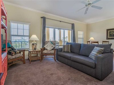 Photo for The Palms of Treasure Island 204, 2 Bedrooms, Bay Front, WiFi, Pool, Sleeps 6