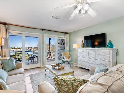 Photo for Needle Rush Point G31 - Bayfront Unit with Fab Views + Private Beach Access!