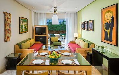 Photo for Spacious Luxury! Resort Condo Suite perfect for couples and families!