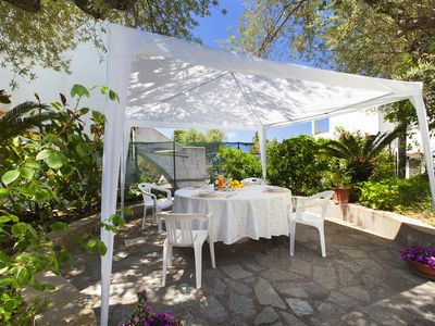 Photo for Casa Il Faro with Garden, Terrace and Air Conditioning