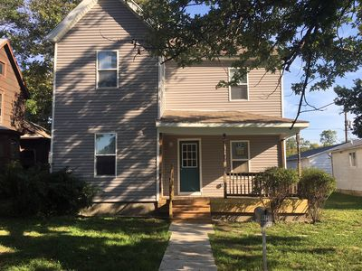 Remarkable 5Br House Vacation Rental In Muncie Indiana 3042766 Home Interior And Landscaping Fragforummapetitesourisinfo