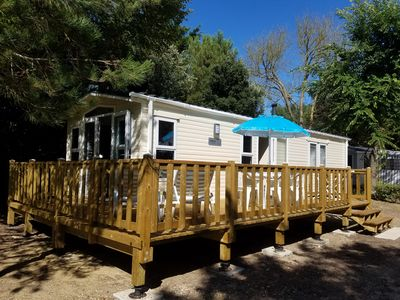 Photo for Rental mobile home in St Jean de Monts