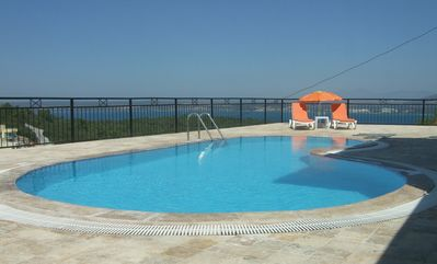Photo for Beautiful Villa With Fantastic Private Pool And Gorgeous Sea Views Over The Bay