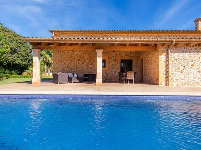 Photo for In an idyll with garden and pool – Villa Call Vermell