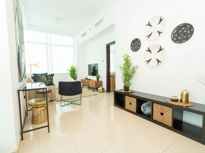 Photo for Shams 2201 in Dubai with 1 bedrooms and 2 bathrooms