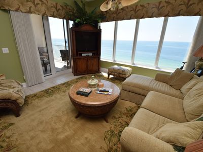 Photo for Penthouse views without the penthouse price! Total Luxury! Spend your summer in style!