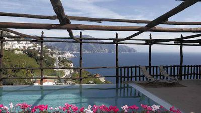 Photo for VILLA ALFA - LUXURY HOLIDAY VILLA - VETTICA DI AMALFI - AMALFI COAST